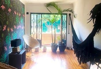 Departamento en venta en Condesa 109 m² con balcón