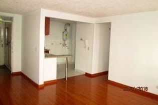 Apartamento de 59m2 en Suba Imperial, Bogotá - con tres alcobas