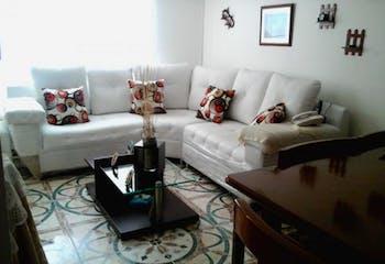 Casa de 110m2 en Santa Catalina, Bogotá - con tres alcobas