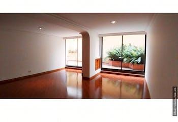 Apartamento de 166m2 en Bella Suiza, Bogotá - con terraza de 45m2