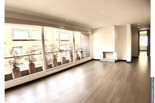 Apartamento en Chico Navarra, Bogota, Con 3 habitaciones-125mt2