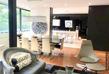 Apartamento en venta en La Cabrera, Bogota. Con 3 Habitaciones-260mt2