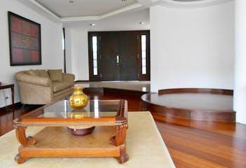 Casa En Cota, Cota, 5 Habitaciones- 450m2.