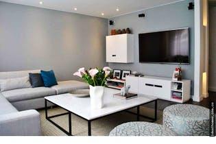 Apartamento en venta en El Nogal, Con 3 Habitaciones-185mt2