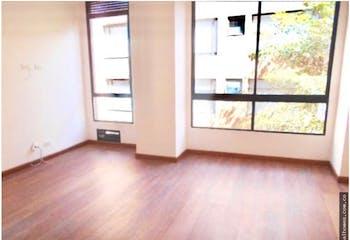 Apartamento en rosales - 58 mts, cocina abierta,  1 parqueadero.