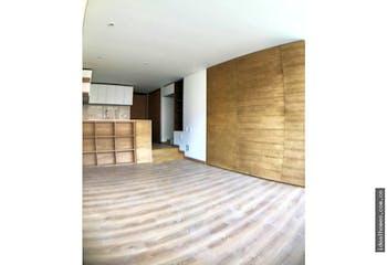Apartamento en El Nogal, Rosales - 55 mt2, una alcoba, parqueadero