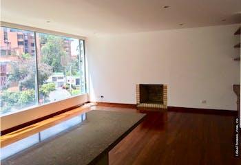 Apartamento en Chicó-Rosales, con 2 Habitaciones - 85 mt2.