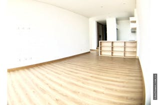 Apartamento en venta en el Nogal, Con 2 Habitaciones-76.5mt2