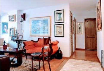 Apartamento en Bella Suiza Bogotá - 78 mts, 1 parqueadero.