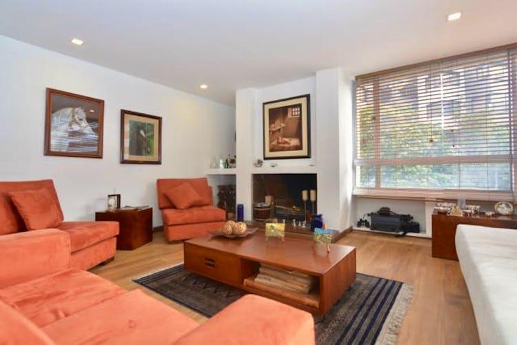 Portada Apartamento en Santa Bárbara Central de 4 alcobas, 174 mts2