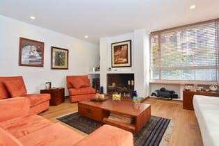 Apartamento en Santa Bárbara Central de 4 alcobas, 174 mts2