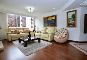 Apartamento En Venta En Bogota Santa Barbara Central-Usaquén