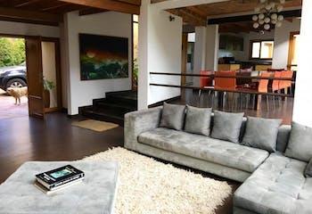 Casa En La Calera Vereda El Salitre - rodeada de terrazas y jardínes