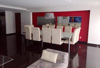 Departamento en venta en Polanco, 240 m² con alberca y gimnasio