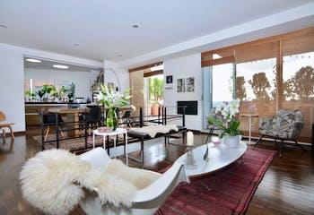 Apartamento en venta en Los Rosales con Jardín...