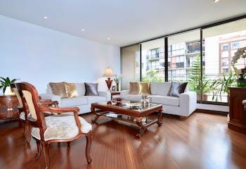 Apartamento en Santa Bárbara Occidental de 3 habitaciones, 144 mts