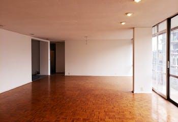 Departamento en venta en Condesa, 204 m² con balcón
