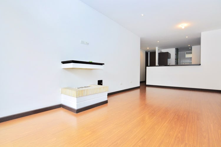 Portada Apartamento En Venta En Bogota Santa Bibiana-Usaquén