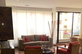 Apartamento en Chico Reservado, Chico - 170 mt2, balcón, dos alcobas