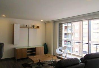 Apartamento en Sotavento, Suba - 95 mt2, sexto piso, tres alcobas