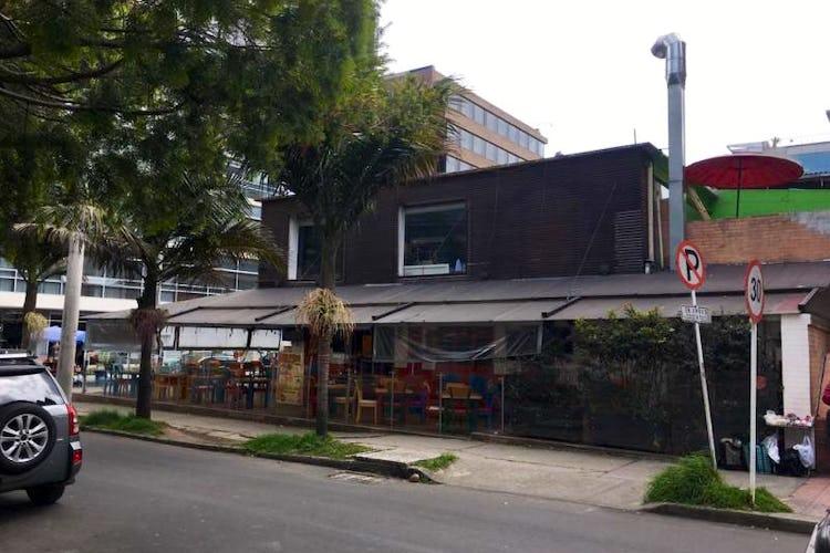 Portada Lote En Venta En Bogota Chico Norte
