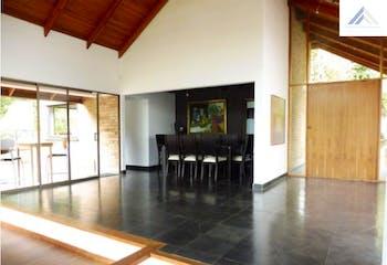 Casa de 1200m2 en Sopó, Aposentos - con cuatro alcobas