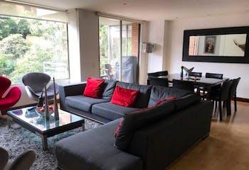 Apartamento en venta en Bosque De Pinos Usaquén de 3 habitaciones