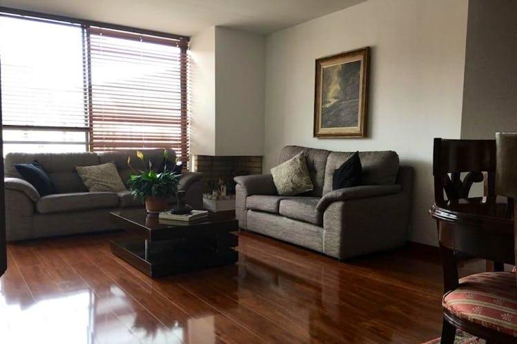 Portada Apartamento En Santa Bárbara-San Patricio, con 3 Habitaciones - 101 mt2.