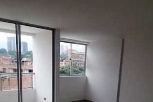 Apartamento en Samaria, Itagui - 95 mt, 3 piso, tres alcobas