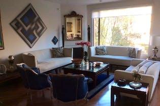 Apartamento en El Nogal, Rosales - cuarto piso, tres alcobas