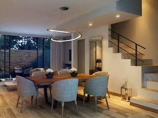 Una sala de estar llena de muebles y una ventana en Fique Condominio Residencial