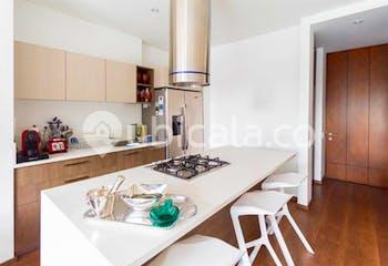 Apartamento en venta en Chicó Reservado, de 65mtrs2, con balcón