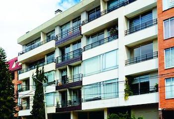 Apartamento en venta en Santa Paula Usaquén de 128m²