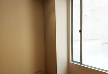 Apartamento de 128m2 en Santa Paula, Bogotá - con tres habitaciones
