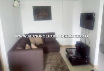 Apartamento en Calle vieja, Bogota. Con 3 habitacones-65mt2