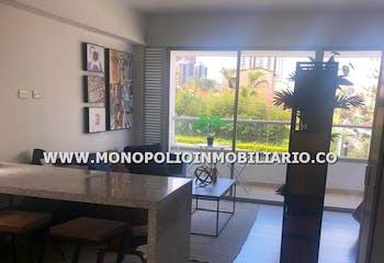 Apartaestudio en Loma de San Jose, Sabaneta - 48mt, una alcoba
