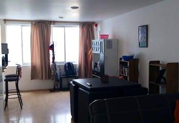 Apartamento en venta en Álamos 65m²