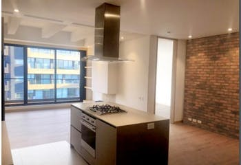 Apartamento en El Virrey, Chico - septimo piso, una alcoba, balcón