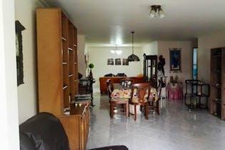 Apartamento en Cerro Nutibara, Belen - 144 mt, tres alcobas, parqueadero