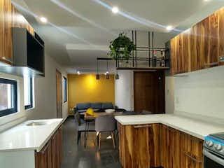 Departamento en venta en Santa úrsula Coapa de 68m²