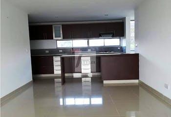 Apartamento en El Campestre, Poblado - 103mt, tres alcobas, parqueadero
