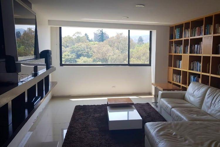 Portada Departamento en venta en Jardines en la Montaña, 184 m² con jardín
