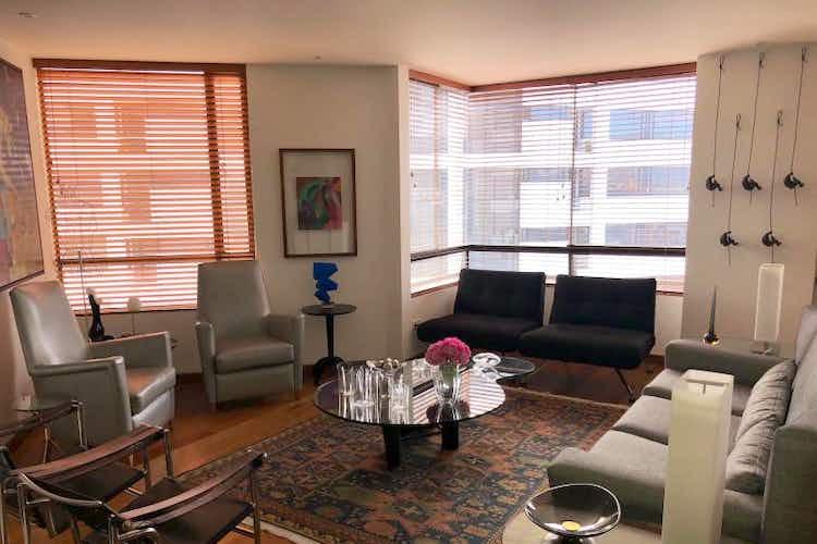 Portada Apartamento En Venta En Bogota Santa Barbara Central-Usaquén
