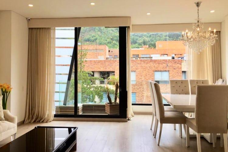 Portada Apartamento En  Bogota Chico Reservado - con terraza