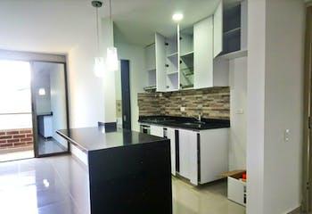 Apartamento en Aves Marias, Sabaneta - 76mt, tres alcobas