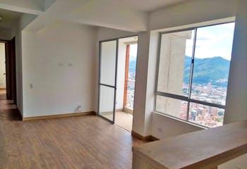 Apartamento en aves maría - 65 mts, 1 parqueadero, 2 habitaciones.