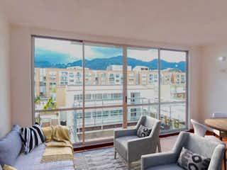 Apartamento en venta en Casco Urbano Zipaquirá de 70m² con Gimnasio...