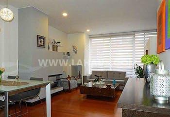 Apartamento en venta en Chicó Reservado, 58m² con Balcón...