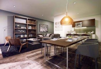 Departamento en venta Pedregal de Carrasco de 70 m2