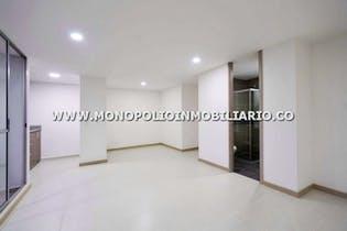 Apartamento en San Rafael, Envigado- 70 mt, 8 piso, dos alcobas